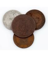 1843 - 1870 Tedesco Dichiara 4 Moneta Lotto Ottime Condizioni - + Simpatica - $62.29