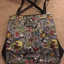 Disneyland Mickey Mouse Tote - $11.30