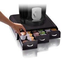 Mind Reader 'Anchor' Triple Drawer Single Serve Coffee Pod Holder Variou... - $39.10