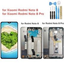 for Xiaomi Redmi Note 8 Pro LCD Display Screen Touch Digitizer Assembly ... - $29.82+