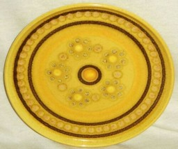 "Franciscan Tea Dessert Plates Honeycomb 6 3/8"" Made In England - $7.59"