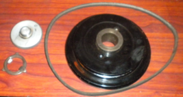 Singer Featherweight 221 Balance Wheel #45817 w/Washer & Stop Motion Loc... - $12.50