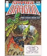 Image Savage Dragon #148 Free Comic Book Day Daredevil - $2.50