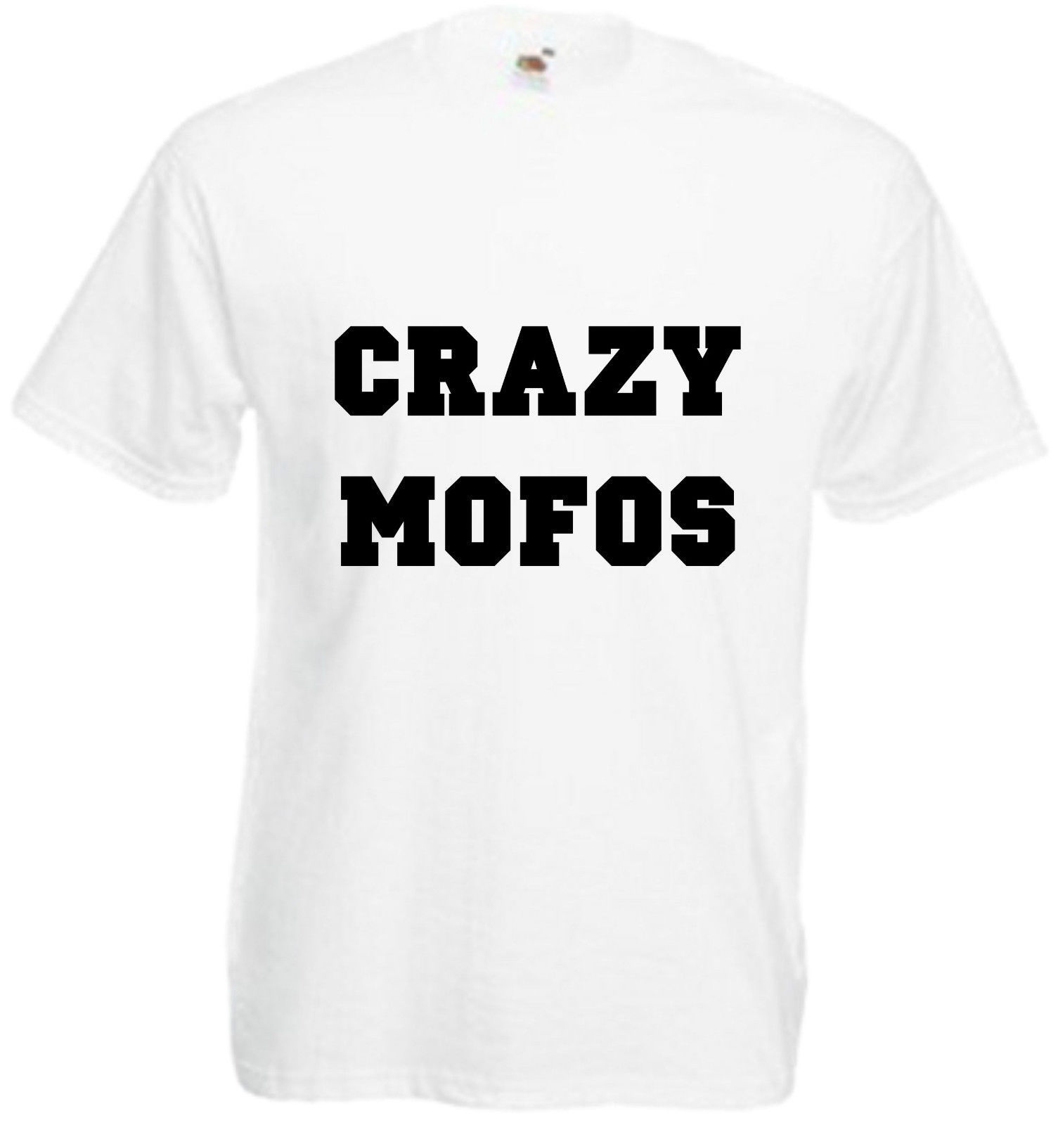 Crazy mofo shirt