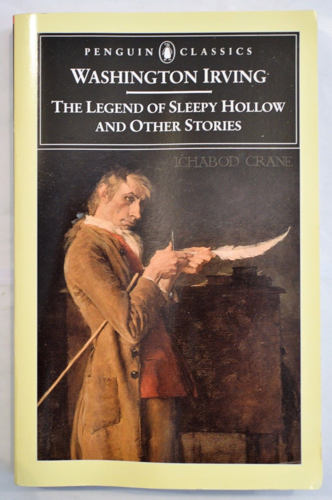the american ideal in the legend of sleepy hollow a short story by washington irving and a film by t For a truly authentic experience, read washington irving's spooky short story, the legend of sleepy hollow, while sitting under a tree in the original sleepy hollow cemetery.