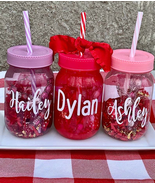 Valentine's Day Cup - Valentines's Day Party Favor - Personalized Valent... - $14.00