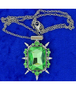 Zelena Wicked Witch Necklace Once Upon a Time TV-Show Green Medium Size - $6.99+
