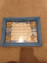 Rock of Ages Song Page Framed Home Decor History - $10.63