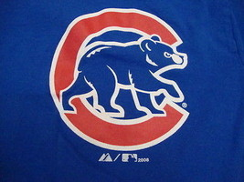 MLB Chicago Cubs Illinois Major League Baseball Jeff Samardzija #29 T Shirt S - $15.63