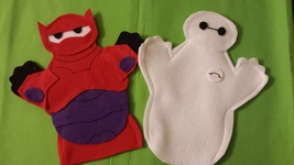 Bay Max Big Hero 6 Puppets - $11.99