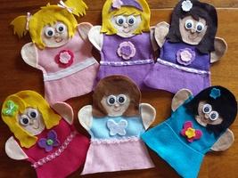 Girl Puppet - $5.99