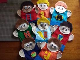 Boy Puppets - $5.99