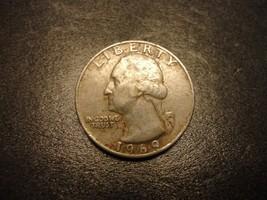 1969 WASHINGTON QUARTER        WE COMBINE SHIPPING - $1.75