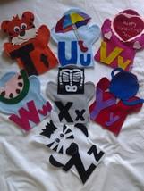 Alphabet Puppets - $36.99