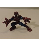 Lot of 4 Playskool Marvel Super Hero Squad Spiderman and Villains Action... - $9.85