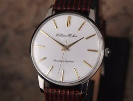Citizen Hi Line Men's Vintage Manual Wind 1960 Made in Japan 35mm Watch DSI40 - $583.11