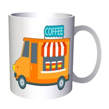 Coffee Truck Tasty  11oz Mug r396 - $10.83