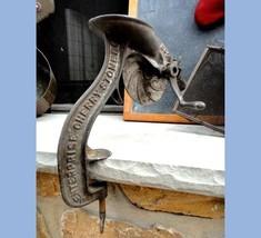 antique victorian ENTERPRISE CHERRY STONER /PITTER no.2 CAST IRON - $84.95