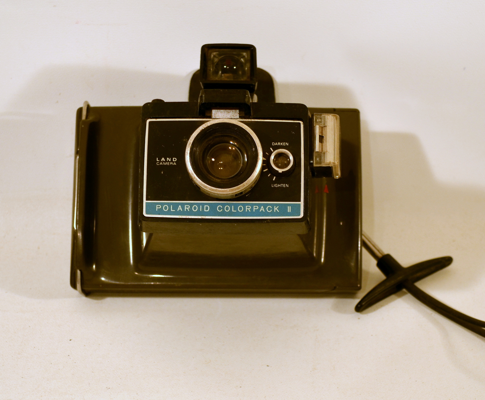 vintage polaroid colorpack ii land instant camera instant cameras. Black Bedroom Furniture Sets. Home Design Ideas