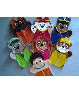 Paw Patrol hand Puppets - $40.00