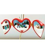 Hallmark Keepsake Ornament 1991 Heart of Christmas  2nd in Series QX435-... - $7.91