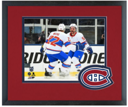 Dale Weise & David Desharnais 2016 NHL Winter Classic- 11x14 Matted/Framed Photo - $42.95