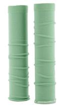 Spirit Sleeve Slip On Hemlock Green Solid Arm Warmers Sleeves One Size New - $13.69