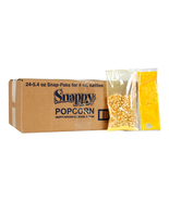 24 Pouch 5.4 oz. Snap-Paks for 4 oz. Poppers - 3 Pack - $102.90