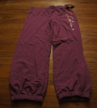 NEW WITH TAG GIRLS MAMBO SWEAT PANTS SIZE MEDIUM 10/12 - $16.00