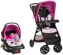 Stroller Carseat Combo Travel Lightweight Storage Basket Tray Cup Holder... - $267.52