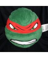 Teenage Mutant Ninja Turtles Raphael Versteck Kissen Plüschtier Plüsch 2014 - $15.87