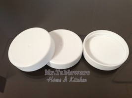 Replacement Water Bottle Cap 3 & 5 Gallon Screw On Caps 48mm (Bag of 3) - $3.40