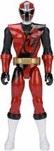 Power Rangers Super Ninja Steel 12-inch Action Figure, Red Ranger - $28.70