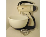 Sunbeam mixmaster model 9  bowl and beaters 01a thumb155 crop
