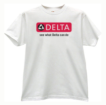 DELTA Faucet Bathroom Kitchen Sink T-shirt - $17.99+