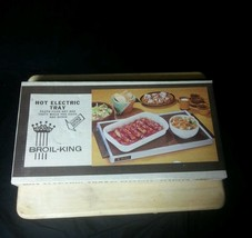 Antique Vintage Broil-king Hot Electric Tray Wa... - $93.50