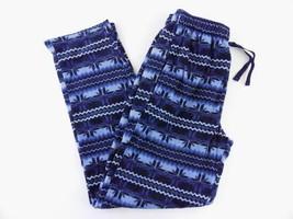Perry Ellis Men's Fleece Pajama Pants (Blue, S) - $26.97