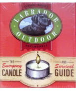 Labrador Outdoor Mini Kit Emergency Candle and Survival Guide - $12.99