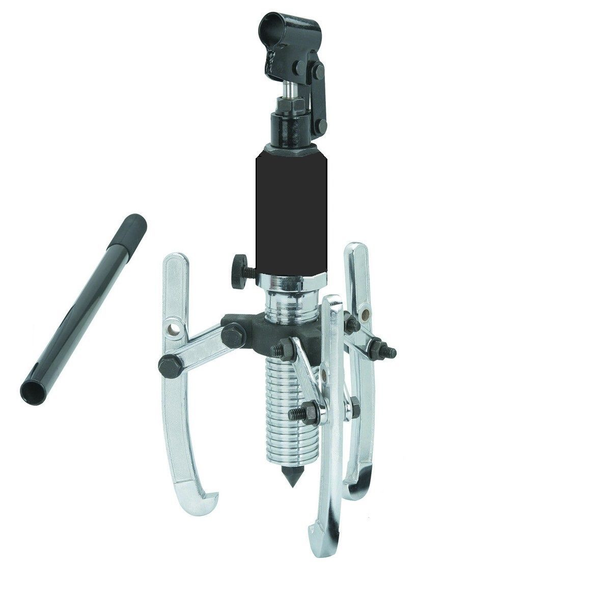 Best Gear Pullers : Ton portable three jaw hydraulic gear puller other