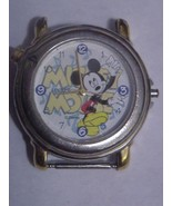 Men's Vintage Original Lorus Japan Mvmt Mickey Mouse Wrist Watch  - $39.95