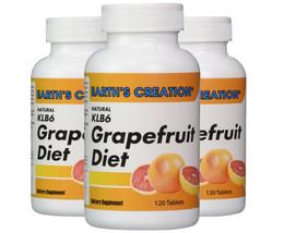 KLB6 Grapefruit Diet - Curbs  appetite & improves metabolism* - $15.79+