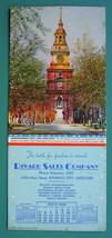 INK BLOTTER AD 1942 - Rivard Sales Co. Kansas City MO & Independence Hal... - $4.49