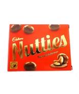 6 x Cadbury Nutties Milk Chocolate 6 x 30 Gm - $17.73