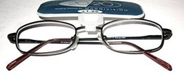 Foster Grant 20/20 Oval Brown Metal Reading Glasses SYDNEY +1.50 - $14.99