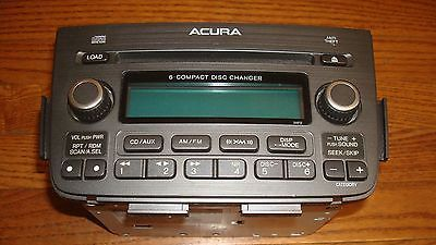 Acura Mdx Oem Bose Disc Cd Changer And Similar Items - Acura mdx cd player