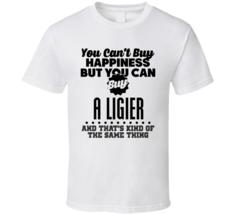 Buy A Ligier Happiness Car Lover T Shirt - $18.99