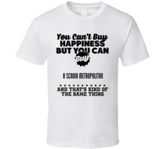Buy A Scania Metropolitan Happiness Car Lover T Shirt - $18.99