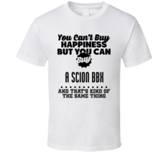Buy A Scion bbX Happiness Car Lover T Shirt - $18.99
