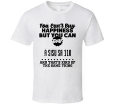 Buy A Sisu SA 110 Happiness Car Lover T Shirt - $18.99
