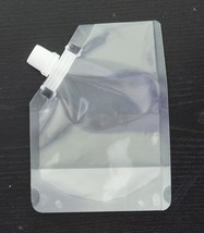 100 x Stand-up Liquid Pouch Bag with Spout (6 oz / 180 ml) - UNSEALED - $69.99